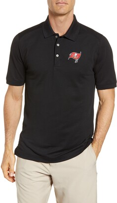 Cutter & Buck Tampa Bay Buccaneers - Advantage Regular Fit DryTec Polo