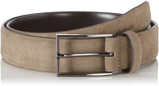 Strellson Premium Men's Belt 3887 Beige (Taupe 42) 90