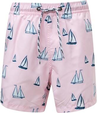 Snapper Rock Sail Away Swim Trunks