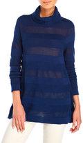 Vkoo Turtleneck Long Sleeve Cotton Pullover
