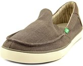Sanuk Sideline Men US 9 Brown Sneakers
