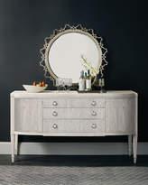 Bernhardt Damonica Round Mirror