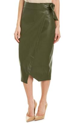 Gracia Wrap Skirt