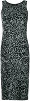 Cecilia Prado knit midi dress - women - Viscose/Acrylic/Lurex - P