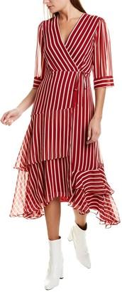 Marella Fortuna Wrap Dress
