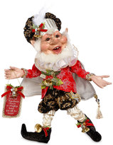 Mark Roberts Proclamation Elf Medium Figurine