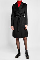 Tara Jarmon Wool Coat with Belt