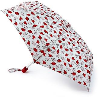 Lulu Guinness Tiny 2 Beauty Mark Umbrella - Multi