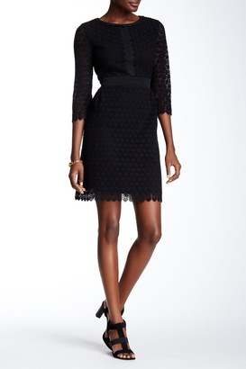 Diane von Furstenberg Nolly Crochet Dress