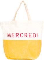Bobo Choses Mercredi beach bag