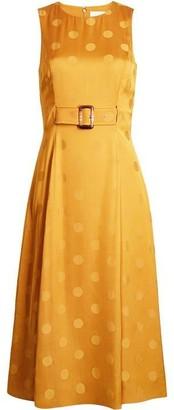 Ted Baker Innabel A Line Belted Midi Dress