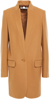 Stella McCartney Wool-blend Felt Coat