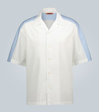 Barena Cotton short-sleeve shirt