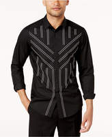 INC International Concepts Men's Dot-Pattern Shirt, Created for Macy's