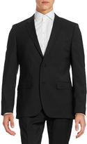 HUGO Virgin Wool Suit Jacket