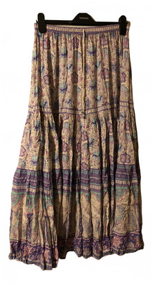 Spell & The Gypsy Collective Multicolour Cotton Skirts