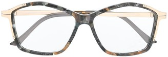 Cazal Printed Frames Glasses