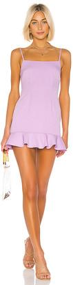 Lovers + Friends Teddy Mini Dress