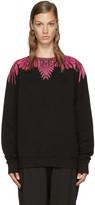 Marcelo Burlon County of Milan Black Naibi Sweatshirt