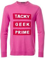GUILD PRIME 'Tacky Geek Prime' jumper