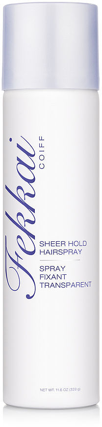 Frederic Fekkai Coiff Sheer Hold Hairspray, Professional Size 11.6 oz (42 ml)