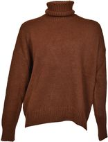 Ami Alexandre Mattiussi Ami Oversized Turtleneck Sweater