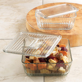 Anchor Hocking Bake N' Store Glass Dish and Lid