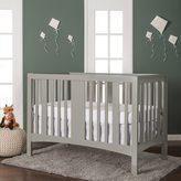 Dream On Me Havana White Wood 5-in-1 Convertible Crib