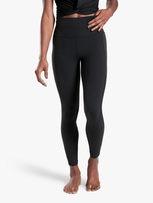Athleta 7/8 Shakti Mesh Tights
