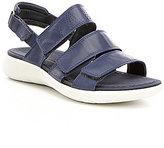 Ecco Soft 5 3-Strap Sandals