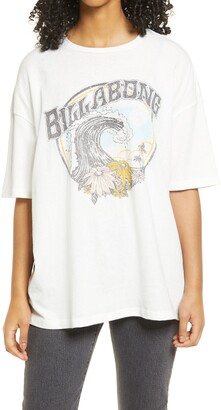 Billabong Tropic Wave Graphic Tee