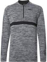 Nike Mélange Dri-Fit Half-Zip Golf Top