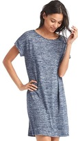 Gap Softspun knit tee dress