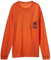 PINK Auburn University Long Sleeve Campus Tee