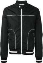 Dolce & Gabbana contrast stitch trim jacket