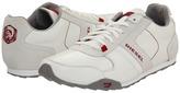 Diesel Loop - 11 (White/Biking Red) - Footwear