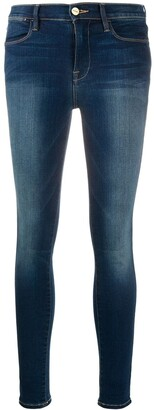 Frame Columbia Road skinny jeans