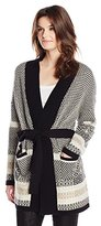 Townsen Women's Nordic Wrap Cardigan Sweater