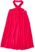 Ralph Lauren 7-16 Gauze Halter Dress