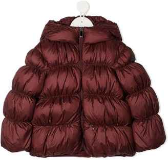 Il Gufo Quilted Padded Coat