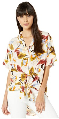 L-Space Island Time Top (Aloha Paradise) Women's Clothing