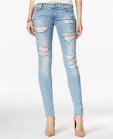 True Religion Stella Drifter Destroyed Skinny Jeans