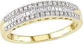 Diamond Select Cuts 14K 0.26 Ct. Tw. Diamond Ring