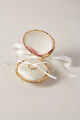 The Seashell Collection Seashell Ring Box