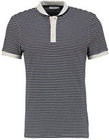 Kiomi Polo Shirt Navy/white