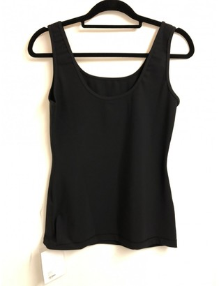 N. Wardrobe Nyc \N Black Polyester Tops