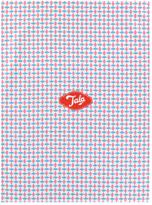 Tala Blue & Pink Diamond Tea Towel