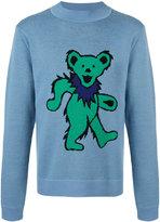 J.W.Anderson grateful bear sweater