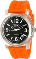 TKO ORLOGI Women's TK558-BO Milano Junior Acrylic Case Dial Watch