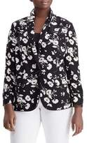 Lauren Ralph Lauren Plus Floral Printed Jacket